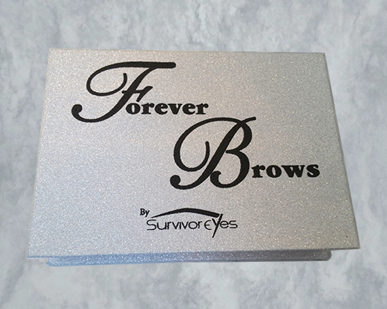 forever brows stencil kit